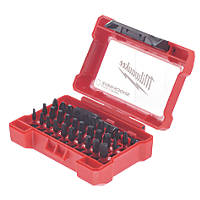 Milwaukee Mixed Shockwave Bit Set 32 Pieces