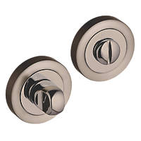 Smith & Locke Standard Thumbturn Set Black Nickel 50mm