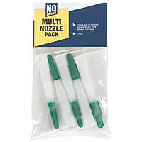 No Nonsense Multi-Nozzles 5 Pack