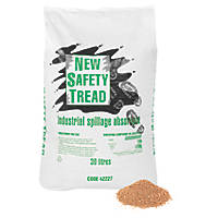New Safety Tread Absorbent Granules 30Ltr