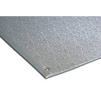 COBA Europe COBAstat Anti-Fatigue Floor Mat Grey 0.9 x 0.6m