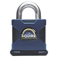 Squire SS80S Hardened Steel     Padlock