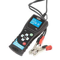 Ring Graphic Battery Analyser