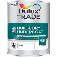 Dulux Trade Undercoat Paint 1Ltr