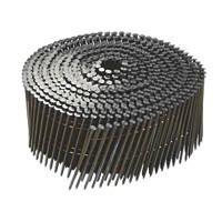 DeWalt Galvanised Ring Shank Coil Nails 2.03 x 38mm 17500 Pack
