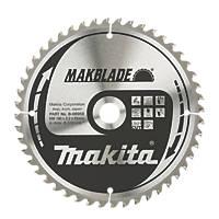 Makita TCT Mitre Saw Blade 190 x 20mm 48T