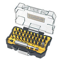 DeWalt  6.35mm Hex Shank Mixed Extreme Impact Torsion Screwdriver Bit Set 32 Pcs