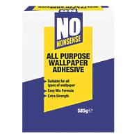No Nonsense All-Purpose Wallpaper Adhesive 30 Roll Pack