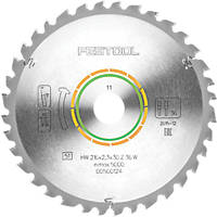 Festool TCT Circular Saw Blade 216 x 30mm 36T