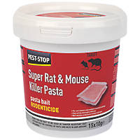 Pest-Stop Rodent Pasta Bait 10g 15 Pack