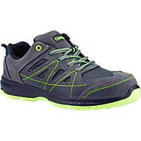 Centek FS315   Safety Trainers Grey Size 9