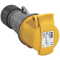 ABB 16A 2P+E 16A Connector 2P+E 110V