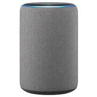 Amazon Echo 3rd Gen Voice Assistant Heather Grey