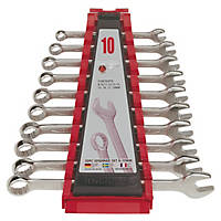 Teng Tools 6510a Combination Spanner Set 10 Pcs