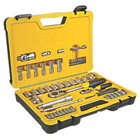 Stanley Mixed Socket Set 50 Pieces