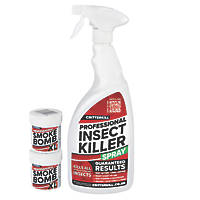 Critterkill 1-Room Insect Control Kit