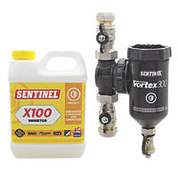 Sentinel  Eliminator Vortex 300 & X100 Inhibitor Pack 22mm