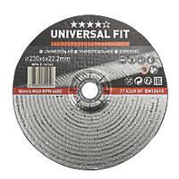 """Grinding Disc 9"""" (9"""") x 6 x 22.2mm"""