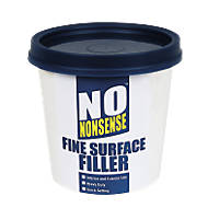 No Nonsense Fine Surface Filler White 600g