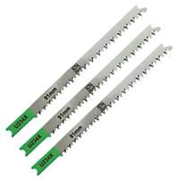 U234X Wood Jigsaw Blades 108mm 3 Pack