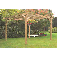Forest Ultimate Pergola  3.6 x 3.6 x 2.8m