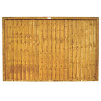 Forest  Closeboard  Fence Panels 6 x 4' Pack of 8