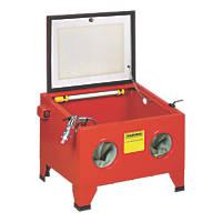 Hilka Pro-Craft Heavy Duty Blast Cabinet  x 18ga