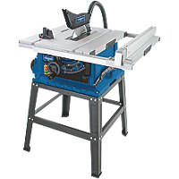 Scheppach HS105 255mm  Electric Table Saw 230V