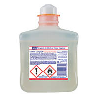Cutan Complete Foam Sanitiser Cartridge 1Ltr