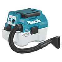 Makita DVC750LZ 18V Li-Ion LXT Brushless Cordless Vacuum Cleaner - Bare