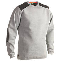 "Herock Artemis Sweater Heather Grey X Large 42-45"" Chest"