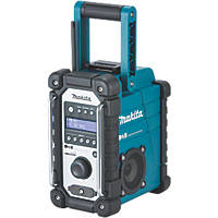 Makita DMR109 DAB / FM Electric DAB Site Radio 240V