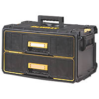 DeWalt ToughSystem 2-Drawer Storage Unit