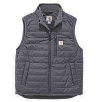 "Carhartt Gilliam Body Warmer Grey Medium 44"" Chest"