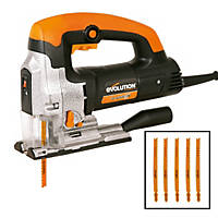 Evolution RAGE7-S 710W  Electric Jigsaw 230V