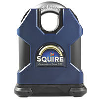 Squire SS65CS Hardened Steel Closed Shackle Padlock 65mm