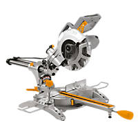 Titan TTB598MSW 210mm Single-Bevel Sliding  Mitre Saw 240V