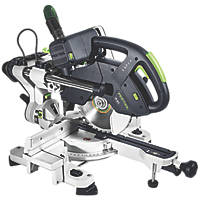 Festool 561729 216mm  Electric Double-Bevel Sliding Compound Mitre Saw 240V