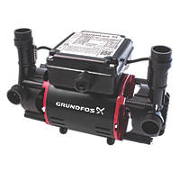 Grundfos 98950216 Regenerative Twin Shower Pump 1.5bar