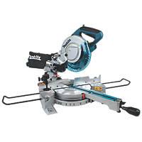 Makita LS0815FLN/1 216mm  Electric Single-Bevel Sliding Mitre Saw 110V