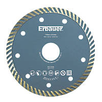 Erbauer Turbo Diamond Blade 115 x 22.2mm