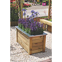 Forest Rectangular Cambridge Planter  1000 x 500 x 500mm