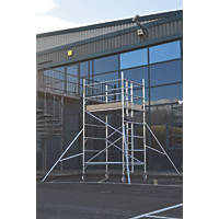 Lyte Helix Double Depth Aluminium Industrial Tower 2.7m