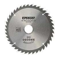 Erbauer TCT Saw Blade 190 x 30mm 40T