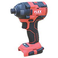 "Flex ID 1/4"" 18.0-EC 18V Li-Ion  Brushless Cordless Impact Drill Driver - Bare"