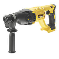 DeWalt DCH033N 2.4kg 18V Li-Ion XR Brushless Cordless SDS Plus Drill  - Bare