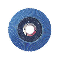 Erbauer  Zirconium Flap Disc 115mm 80 Grit