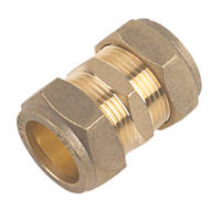 Compression Equal Couplers 22mm 10 Pack