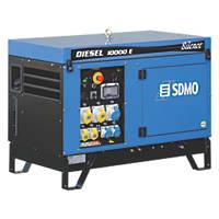 SDMO 10000ES 9000W Portable Generator 110/230V