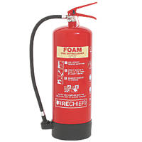 Firechief XTR Foam Fire Extinguisher 9Ltr